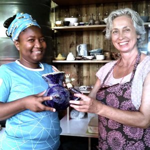 Pottery classes in Cape Town
