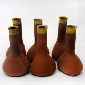 olla pottery watering system terracotta