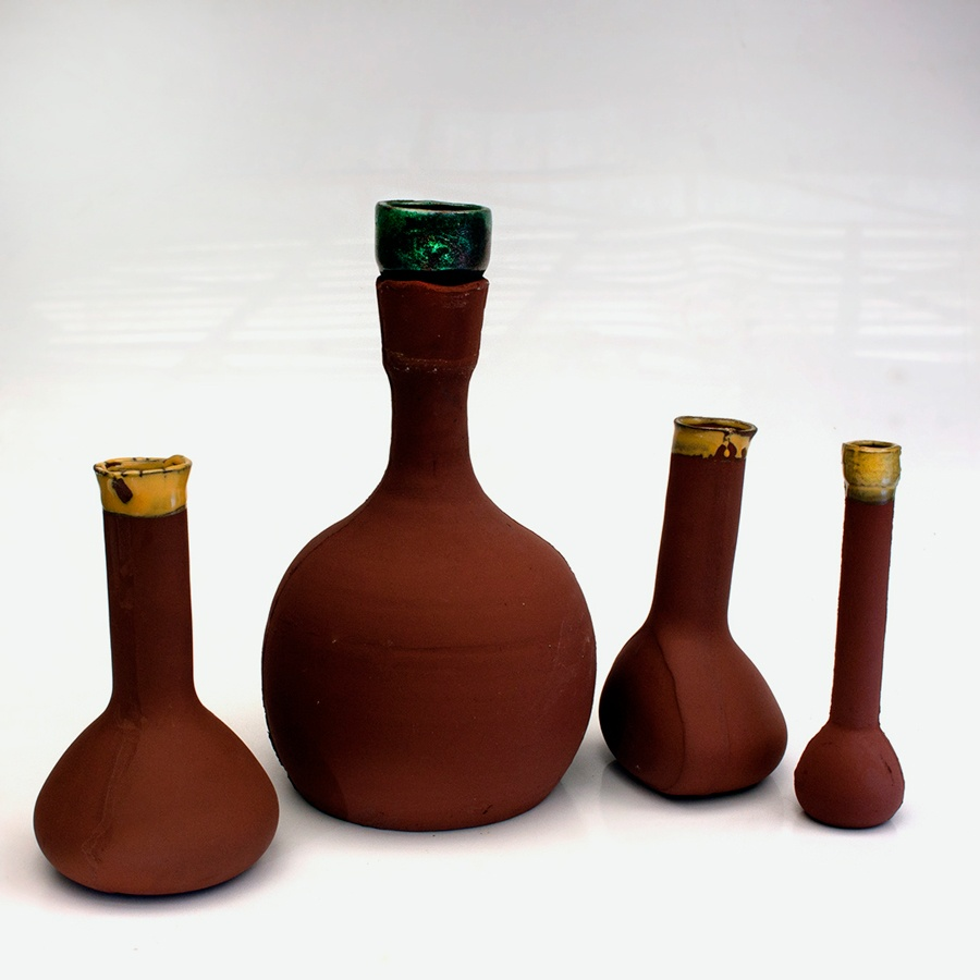 Olla shapes and sizes